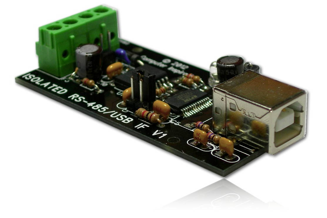 Isolated RS-485 to USB Interface